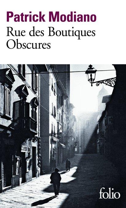 Rue Des Boutiques Obscures Modiano