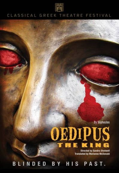 what is the climax in oedipus rex